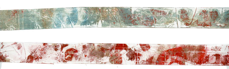 Gelli Arts Faux Washi Tape
