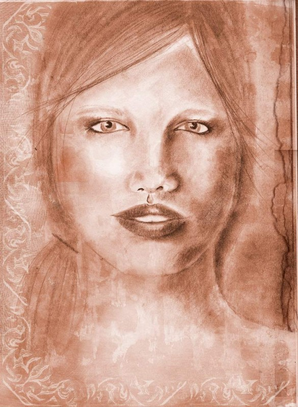 Pam Carrkier Class Sketch