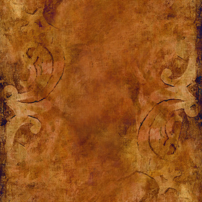 Burnished Gold Digital Page Background 8.5 x 11 Inches