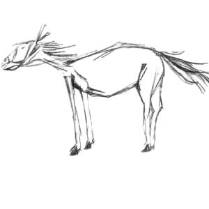 Whimsy Horse