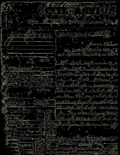 Ledger Script Digital Stamp