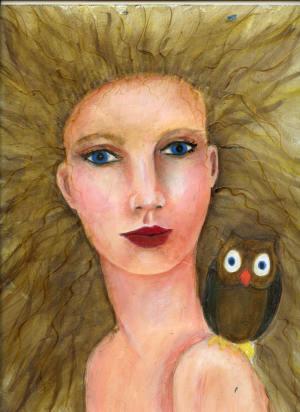 Owl Girl 2