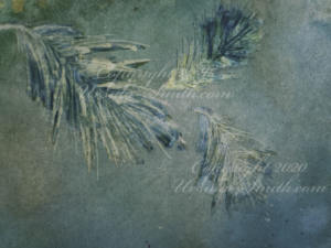 Stone Paper Stencil Results with Distress Oxide Sprays 2