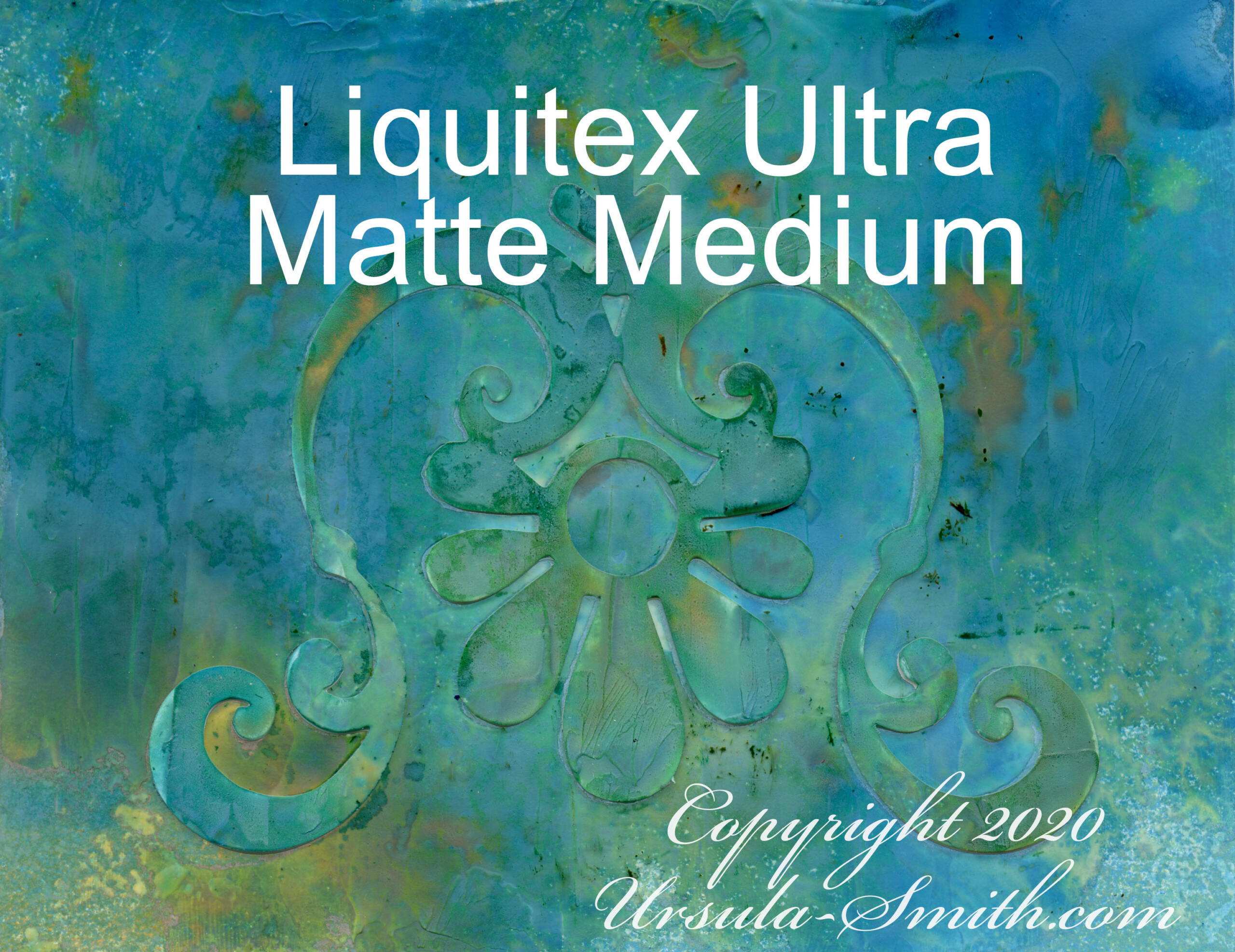 Yupo Ultra Matte Medium Distress Inks