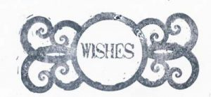 Example of Altered Rubber Stamp